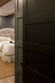 How To Create A Painted 5 Panel Door By Jenna Sue Design Co Featured On @.  Laundry DoorsJenna SueHollow Core ...