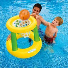Drijvende basketring