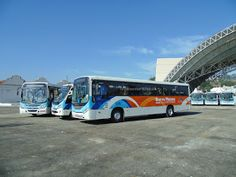 No último dia 11 de julho, a Prefeitura de Barra Mansa apresentou a nova frota para o transporte coletivo do município. Ao todo são 29 ônib...