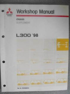 Mitsubishi Colt Lancer 1990 Wiring Diagram Manual PHME88011 on eBid