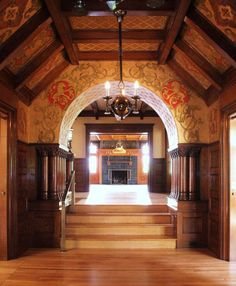 Such a beautiful building! Well worth taking a tour. Stimson-Green Mansion circa 1901 Seattle, WA.