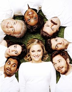It's over. Thanks Parks and Rec. Farewell.