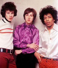 The Jimi Hendrix Experience,