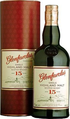 Glenfarclas 15  [Single Malt Scotch Whisky]