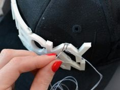 Adafruit Shows Us How To 3D Print Customized Hat Graphics