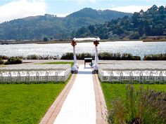 Acqua Hotel Marin Weddings Mill Valley Wedding Location Marin County Wedding Sites San Francisco Bay Area Wedding Venues 94941 BayAreaEventStaffing.com