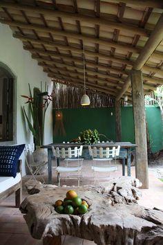 Hotel em Trancoso - D. Frozina (Foto: Wilbert Das/Divulgação)