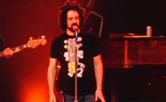Counting Crows (Adam Duritz), Hyde Park, London, July 2008