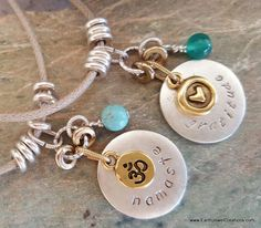 Handmade with love in Noosa Australia. Yoga Jewelry, Crystal Jewelry, Washer Necklace, Pendants, Gemstones, Personalized Items, Inspiration Quotes, Crystals, Namaste