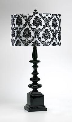Dario table lamp from Filament Lighting & Home