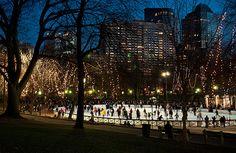 pictures of boston | Boston, Massachusetts - Christmas in Boston