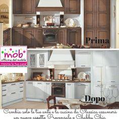 mobili su #misura #rinnova la tua #casa #cambia solo le #ante ... - Rinnovare Ante Cucina