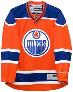 Edmonton Oilers Alternate Jerseys