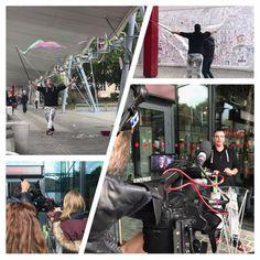 """Reportage sur les bulles de savon dans l'émission """"E=M6"""" le 20 Novembre 2016 Spectacle et Animations originales avec un sculpteur de bulles de savon géantes"""