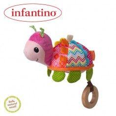 http://idealbebe.ro/infantino-jucarie-paturica-ladybug-p-16427.html Infantino - Jucarie paturica Ladybug