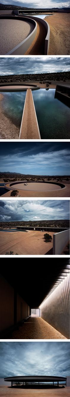 Tom Ford's ranch designed by Architect Tadao Ando