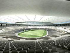 Novo Maracanã deve receber jogo oficial em maio - Jornal Manchete Digital Notícias