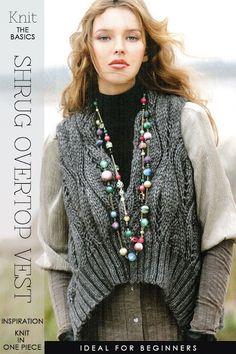 DiaryofaCreativeFanatic, free shrug pattern, knit