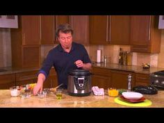 How to Make Penne in Meat Sauce in the Power Cooker - YouTube