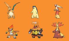 Fire StarterFinal Evolutions