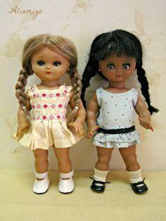 Trozos de Tartadefresa: Muñecas de Alba