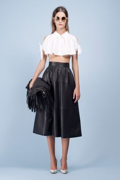 Paule Ka Spring 2014 Ready-to-Wear Collection Slideshow on Style.com