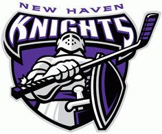New Haven  Knights Primary Logo (2001) -