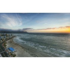 Strand beach as seen from the Topaz apartment block on the Golden Mile - Cape Town (photo Jason Sangster). Best Family Beaches, Beach Road, Table Mountain, Countries Of The World, Cape Town, South Africa, Trip Advisor, Topaz, The Good Place