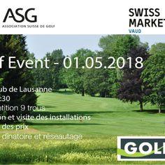 Golf Event - Initiation - SwissMarketing Vaud Lausanne, Golf, Day Planners, Wave, Turtleneck