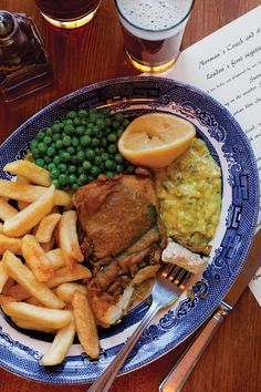 """Since Norman's Coach and Horses switched from traditional fish and chips to Tofush and Chips, the demand for the pub favorite has doubled. """"People come in specifically for it,"""" says owner Alastair Choat proudly. In addition to chips (French fries), Norman's Coach and Horses serves Tofush with minted green peas."""