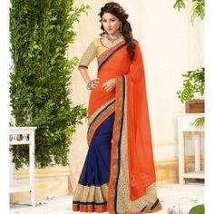 Hina Khan Sarees Online | Buy Hina Khan Sarees For Women In India ...