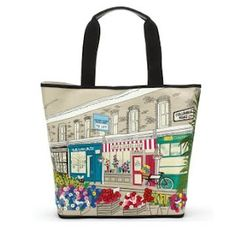 I am working my way thru the London LUXE guide. Columbia Road, Lulu Guinness, Packing Light, Shopper Bag, Tote Purse, Travel Bags, Purses And Bags, Totes, Designers