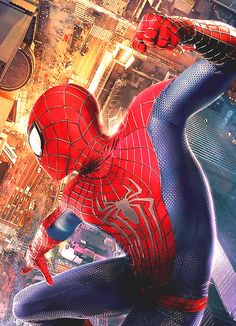 The Amazing Spider-Man 2  I AM LITERALLY SO EXCITED TO SEE THIS MOVIE>>>>>>>IT WAS SO GOOD! but so sad :(