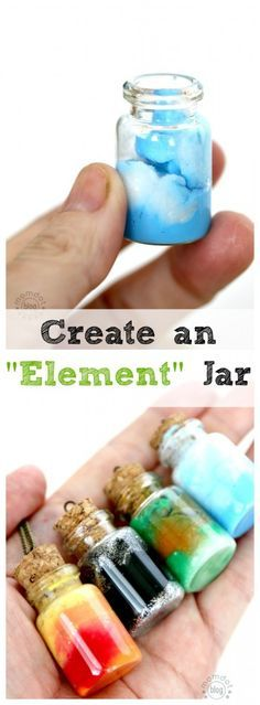 >>>Visit>> Element Jars: Create Sun Moon Earth and Sky in these fun DIY Element Jar Necklaces Tutorial picture instructions Nebula Jar Fun Diy Crafts, Jar Crafts, Crafts For Teens, Crafts To Sell, Arts And Crafts, Recycled Crafts, Fun Teen Crafts, Diy Crafts To Do At Home, Crafts Cheap