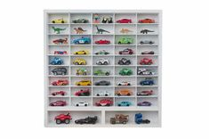 Como organizar coleções de carrinhos | Mãe de Menino ~ Arte De Fazer | Decoração e Artesanato