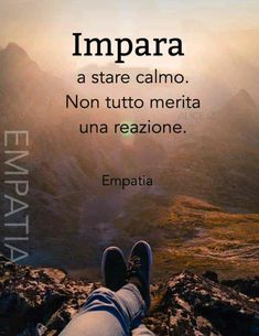 Italian Phrases, Italian Quotes, Tumblr Quotes, Life Quotes, Healthy Words, Word Up, Inspirational Books, Life Lessons, Quote Of The Day