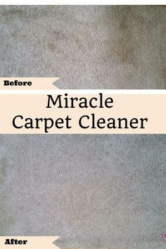 With 2 dogs and a toddler, I have cleaned up my fair share of carpet stains. It was getting ridiculous how much I was spending on carpet cleaner. I came across a recipe for what I call a Miracle Carpet Cleaner. This recipe is all natural and it costs pennies to make. I had all of the ingredients right in my kitchen. The best part is that it got rid of my carpet stains better then the cleaner I was buying from the store! Use this all natural carpet cleaner to get out the tough stains. Only…