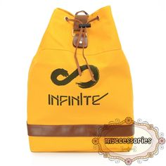 Infinite Canvas Backpack (JNS0003) Material : Canvas Height : ~45 cm Thickness :~14 cm Bottom :~30 cm