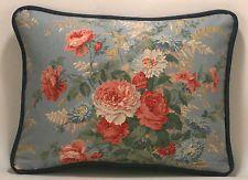 2 X Ralph Lauren Briar Path Cabbage Rose Floral Designer Throw Pillows British Colonial Bedroom, Cabbage Roses, Designer Throw Pillows, Decorative Pillows, Floral Design, Shabby Chic, Ralph Lauren, Handmade, Ebay
