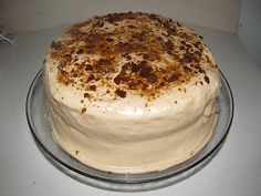 Talented Terrace Girls: Sweet Tooth Tuesday: Rootbeer Float Cake