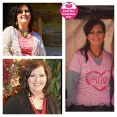 Sherrie's Before and After with Plexus Slim  #HealthyLivingwithP