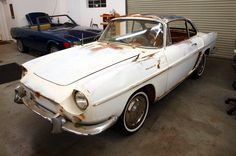 French Rarity: 1960 Renault Caravelle Convertible - http://barnfinds.com/french-rarity-1960-renault-caravelle-convertible/