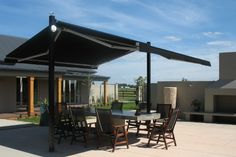 Outdoor Shade Products & NZ Shade Ideas by Johnson & Couzins |