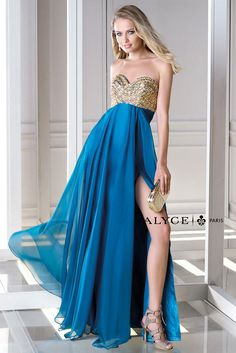 B'Dazzle by Alyce Paris 35694 B'Dazzle by Alyce Paris Infusion Boutique - Pageant, Prom & Social Ocassion