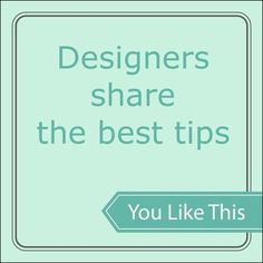 designers share the best tips - cool tricks for digital scrapbookers and photographers!