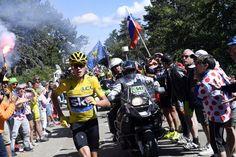 Run Froomey Run. Chris Froome Tour de france 2016