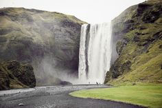 Yeah! On my wish list Iceland
