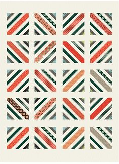 Love! Denyse Schmidt quilt pattern