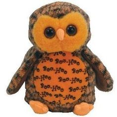 TY Beanie Baby - BOO WHO? the Owl (Hallmark Gold Crown Exclusive) Brand New mint tag Features : Brand New mint tag Product dimensions : L: X W: Kids Toy Store, New Kids Toys, Ty Animals, Plush Animals, Adorable Animals, Beanie Buddies, Ty Beanie Boos, Webkinz Stuffed Animals, Buy Toys
