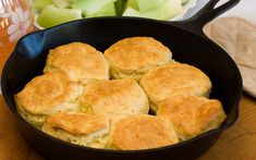 'Duck Dynasty' Matriarch Miss Kay's Famous Biscuits. AWESOME and so EASY.  We are gluten free so I used the GF Bisquick mix and diet 7-up and they turned out incredible as well.  Loretta